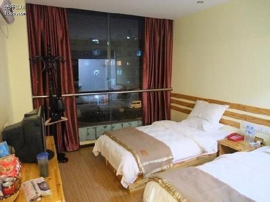 Lvzhou Press Hotel: 房间内部