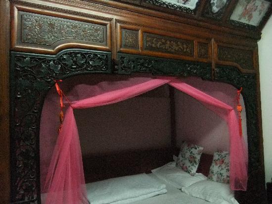 Xitang Yueyifang Inn 1st: 大床