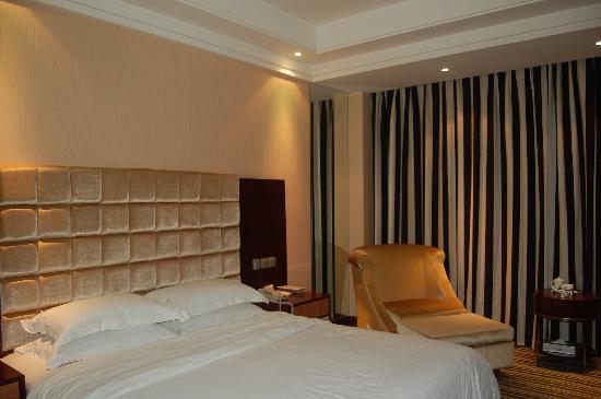 Joysion International Luoyang: 豪华标准间大床房