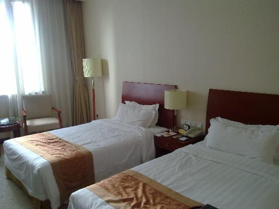 Kingswell hotel Shanghai: 标准双人间内
