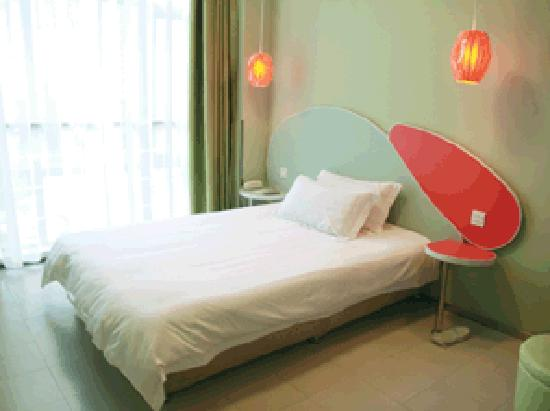 Motel 168 Yantai Ermalu Binhai Square: 5