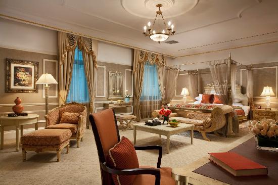 Raffles Beijing Hotel: 总统套公主房