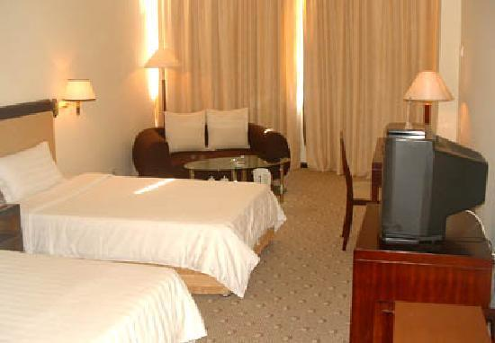Atour Hotel Guangzhou: 标准双人房