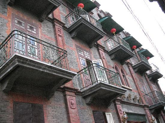 Lvyang Hotel : 外貌