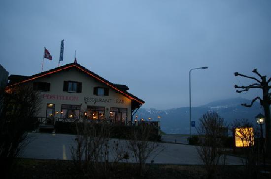 Hotel Postillon: IMGP4559