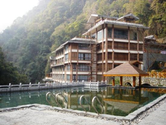 Spa Vacation Centre: 酒店行政贵宾楼