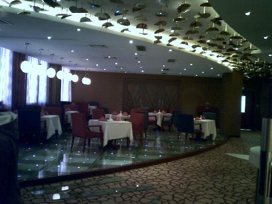 Golden Gulf Hotel: 咖啡厅
