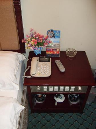 Education Hotel: 房间
