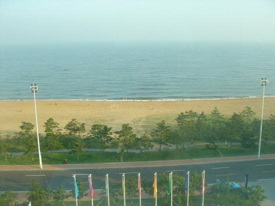 Seaview Apartment Hotel Weihai: 海景房view2