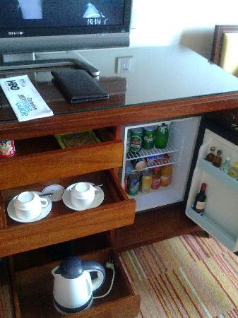 Crowne Plaza Hotel Zhongshan Xiaolan : 中山假日