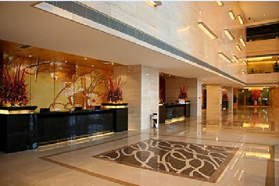 Grand Metropark Hotel: 酒店大厅