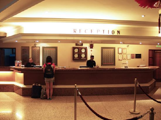 Lobby1 Picture Of Sabah Oriental Hotel Kota Kinabalu Tripadvisor