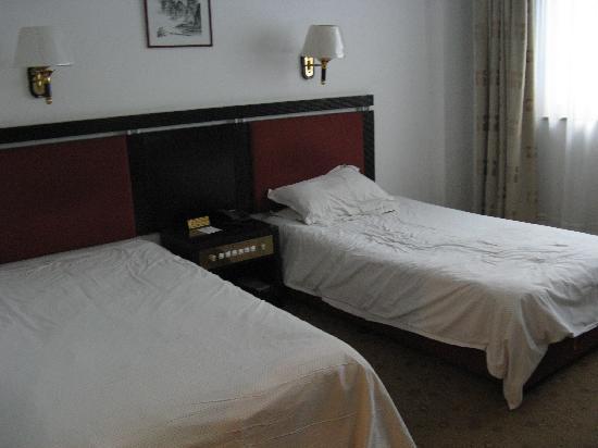 Yijiaqin Hotel : 双人标间
