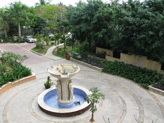 Bingsanwan Apartment-hotel Resort : 住所楼下