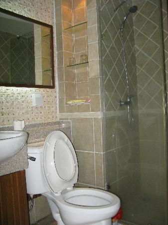 Bingsanwan Apartment-hotel Resort : 卫生间