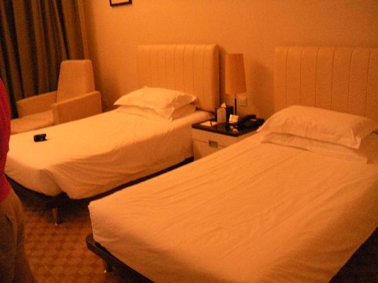 Ruitai Hongqiao Hotel: 比较干净