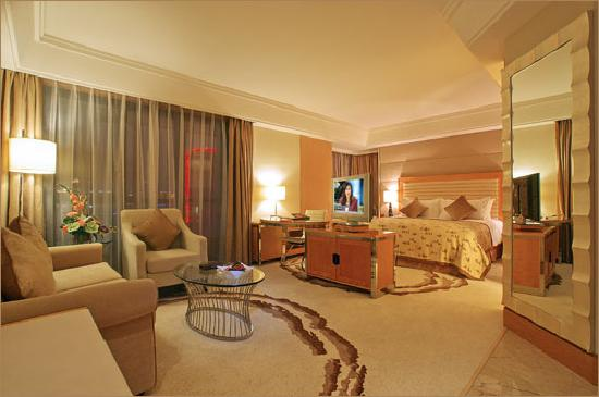 LDF All Suite Hotel: 房间