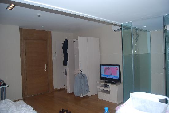 Harbour Plaza Deluxe Serviced Apartments: 简单