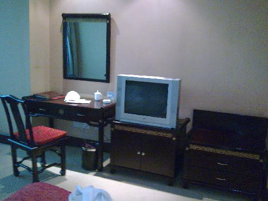 Haohai International Hotel: 卧室