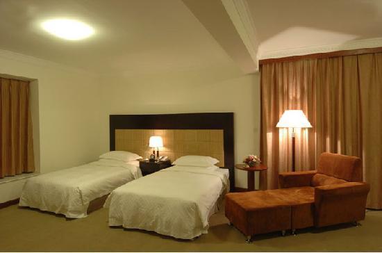 Fortune Condominium Hotel : 双人间