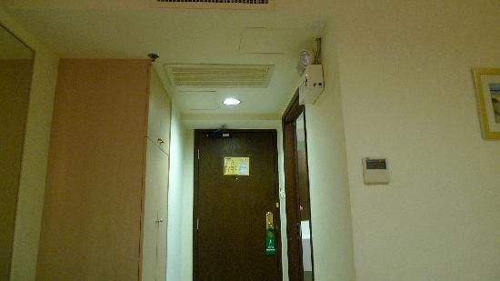 Walden Hotel: 门厅