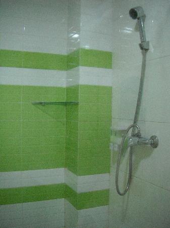 7 Days Inn Nanjing Ruijin Road : 浴室