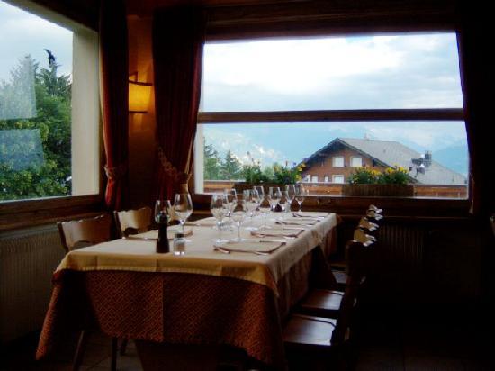 La Diligence : 餐厅1