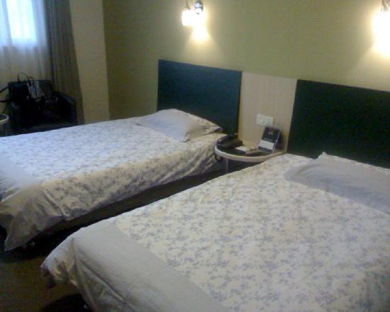 Motel 168 (Dalian Youhao Square): 很简洁