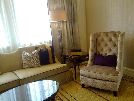 Fairmont Peace Hotel: 客房