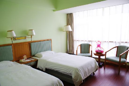 Xinyuan Hot Spring Hotel : 豪华双标