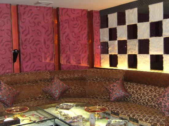Blue Horizon International Hotel Linyi: 临沂蓝海国际大酒店内部KTV