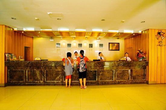 Xicuizhilv Hotel(Baizhifang) : 酒店大堂