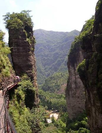 Wenzhou, Kina: 温州雁荡