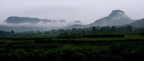 Yishui King City Of Heaven: 雾中崮