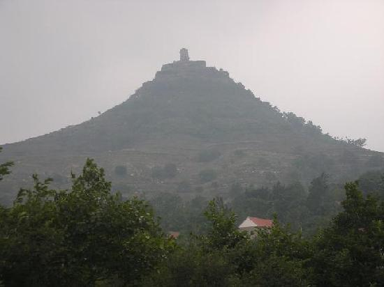 Yishui King City Of Heaven: 锥子崮