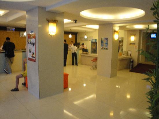 Hejia Inn Beijing Anwai: DSC01276