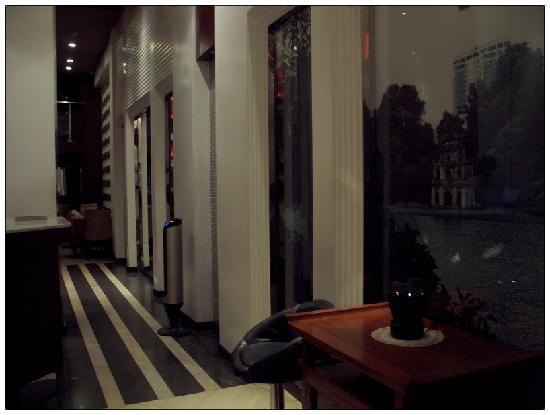 Antique Hotel: 酒店大堂2