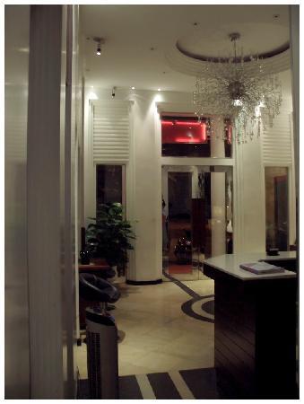 Antique Hotel: 大堂4