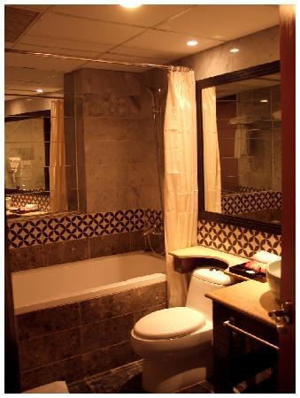 Antique Hotel: 洗手间