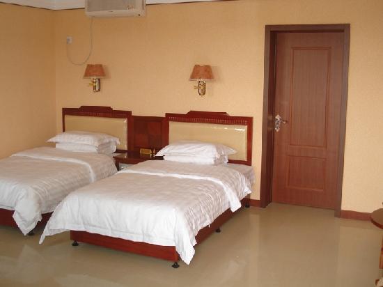 7 Days Inn (Guangzhou Guangyuan Middle Road): 房间,还算干净