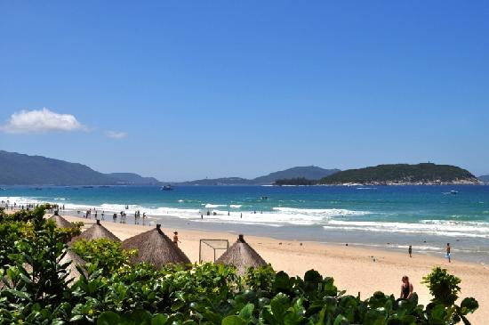Yalong Bay: 天域专属沙滩