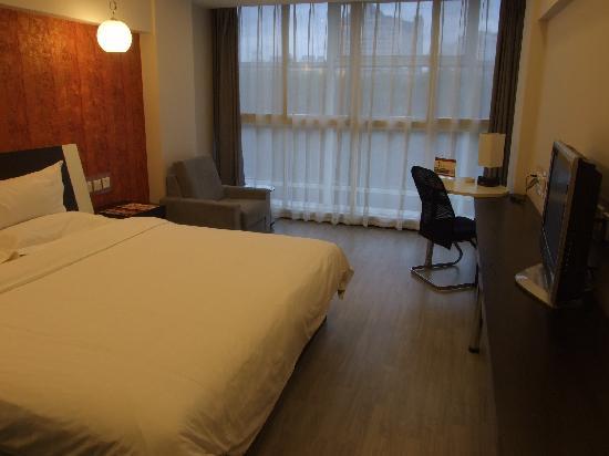 Fairyland Hotel (Tuodong Kunming): 卧室全景