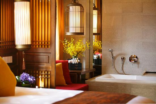 InterContinental Lijiang Ancient Town Resort: 豪华房