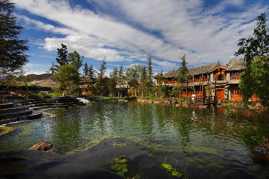 InterContinental Lijiang Ancient Town Resort: 龙潭