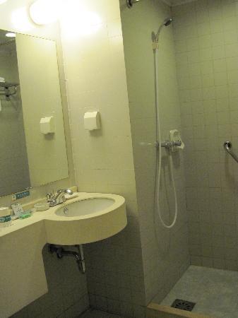 Jinjiang Inn (Shanghai Baoshan Shengqiao): 浴室