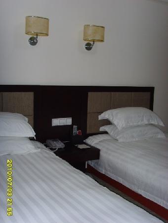 Hongtai Hotel : 双床标间