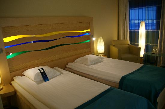 Radisson Blu SkyCity Hotel, Arlanda Airport: 双人房照片