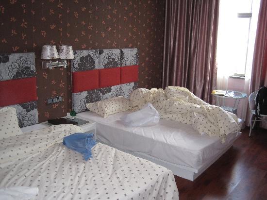 Zhongshan County, Kina: 床