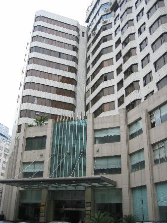 Zi Lin Hotel: 宾馆外观