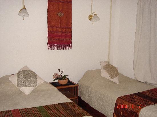 Xieng Mouane Guest House : 房间